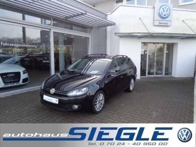 VW Golf Variant 2.0 TDI MATCH-Navi-XENON-PANORAMA