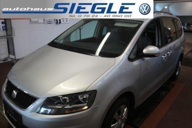 SEAT Alhambra 2.0 TDI-7-Sitze-Navi-PDC-Mod.2014