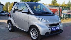 SMART Fortwo Cabrio Diesel 45PS DPF Klima Hu Neu