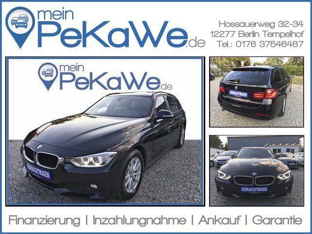 BMW 318d Touring|NAVI|XENON|LEDER|1.HD|BUSINESS