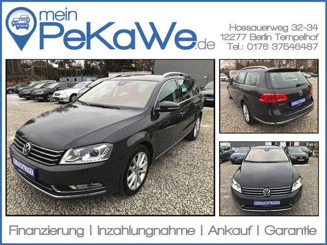 VW Passat Variant 2.0TDI DSG BMT High|XEN|NAV|LEDER