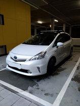 Toyota Prius+ Seven - Life -RÜCKFAHRKAMERA-