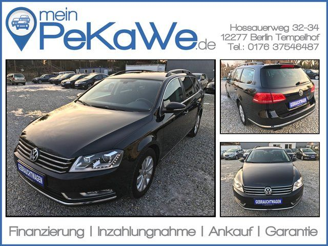 VW Passat Variant 2.0TDI Comfl.BMT|NAV510|XEN|STANDHZ
