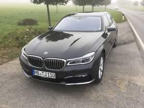 BMW 730 LD xDrive EZ11/2015 neues Modell HEAD-UP Gestiksteu. Vollausstattung
