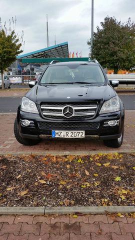 Mercedes-Benz GL 420 CDI Allrad Automatik