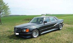 Mercedes-Benz 500 SEL KOENIG-SPEZIAL