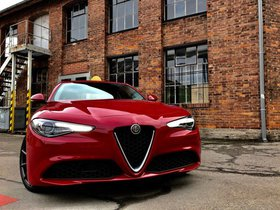 Alfa Romeo Giulia 2.2 JTDM Super Automatic