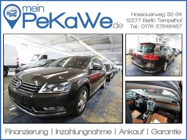 VW Passat Variant 2.0TDI Highline DSG|XEN|NAV510|LEDER