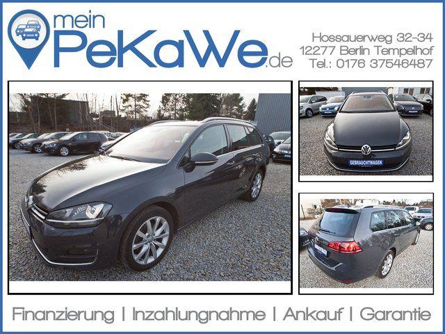 VW Golf Variant VII Highline DSG|XEN|NAVPRO|PANO|ACC|PARKLENK