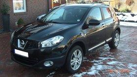 Nissan Qashqai I-Way, 2,0 DPF, Navi, Chromepaket, AHK