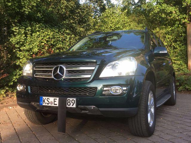 Mercedes-Benz GL 320 CDI DPF grüne Plakette, die S-Klasse unter den SUV