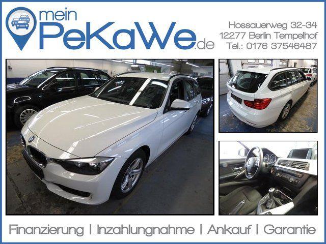 BMW 320d Touring|1.HAND|SHZ|FSE|SHEFT KOMPLETT