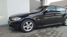 BMW 320d M Sportpacket 1 Hand