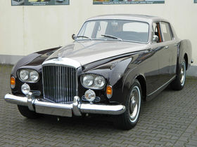 BENTLEY S3 Continental Flying Spur - LHD