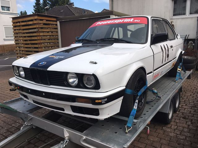 BMW 318is Slalom Rallye Drifttool