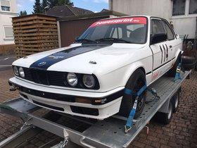 BMW 318is Slalom Rallye Drifttool