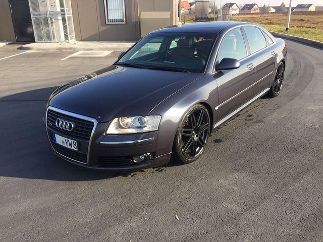 Audi A8 Facelift