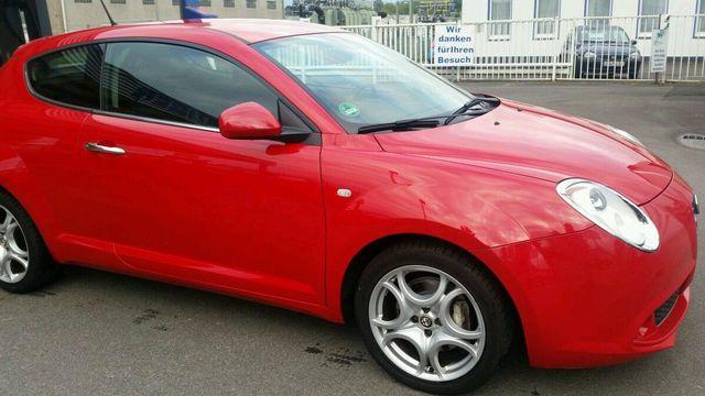 Alfa Romeo MiTo Turismo