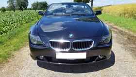 BMW 630i Cabrio E64 95900km TOP Zustand TÜV scheckheftgepflegt