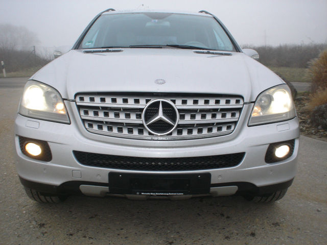 Mercedes-Benz ML 320 CDi ab frisch TüV !!!!