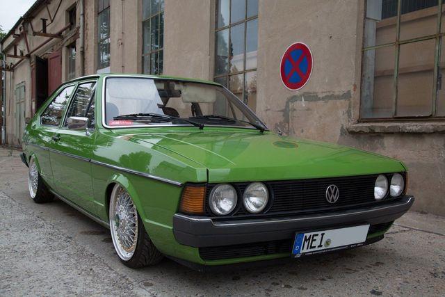 VW Passat LS Typ 32A