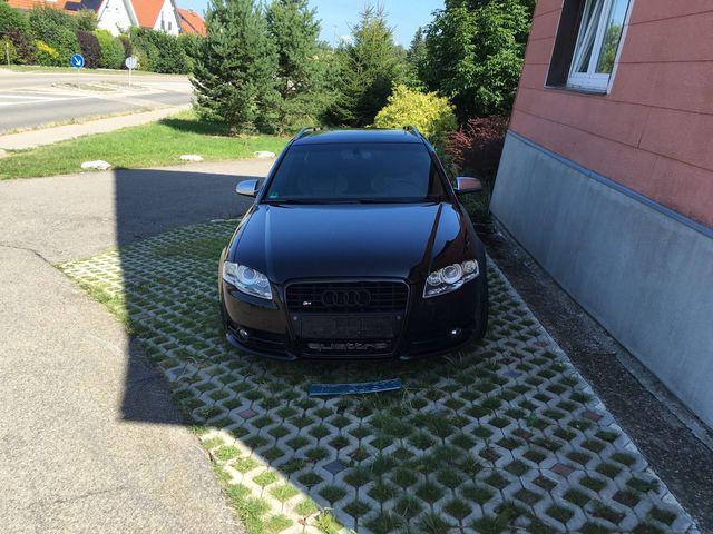 Audi S4 Avant tiptronic