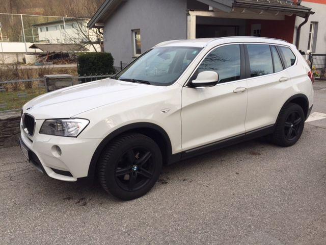 BMW X3 118sDrive Österreich Paket
