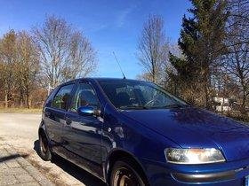 Fiat Punto 1.2 HLX16v; Stauraumwunder für jede Parklücke