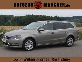 VW Passat Variant 2.0 TDI DSG BMT Comfortline