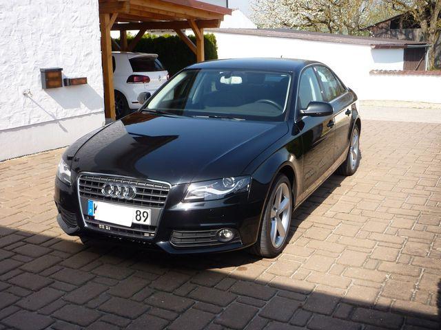 Top Audi A4 2.0 TFSI quattro Ambiente
