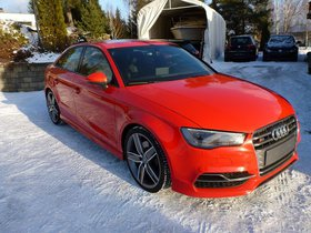 Audi S3 Limo/S-Tronic/PANO/B+O/Alcantara-Leder/MMI-Touch/Voll