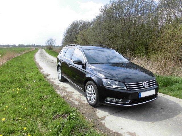 VW Passat Variant 2.0 TDI DSG BlueMotion Navi Standheizung