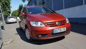 VW Golf V Plus Comfortline|DSG Leder|Alcantara|AHK
