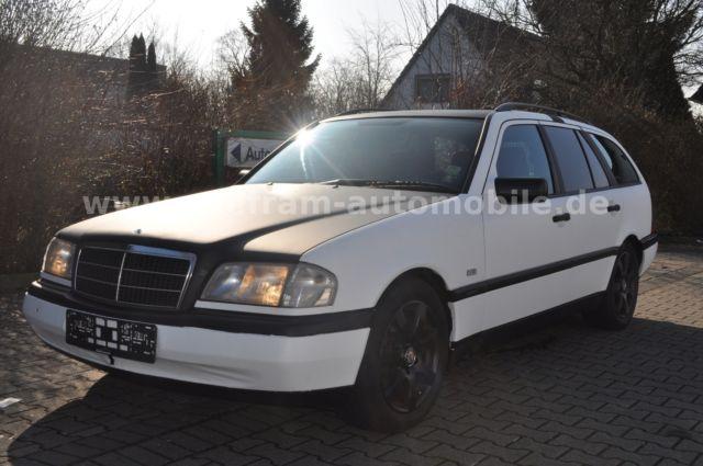 MERCEDES-BENZ C 180 T Classic, Klima, Airbgas, Alu,Schiebedach