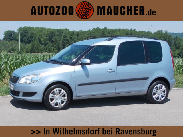 SKODA Roomster 1.2 TSI Style Plus Edition