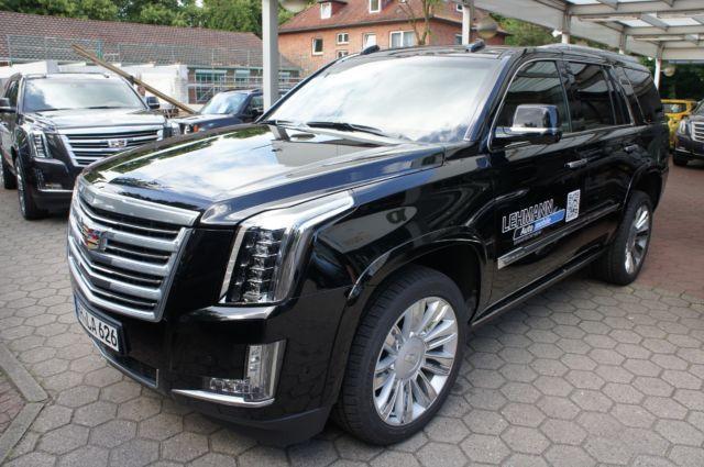 CADILLAC Escalade Platinum Europa Modell