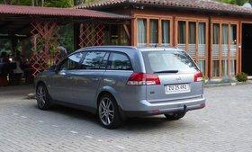 Opel Vectra CDTI 1,9 Elegance II 150 ps