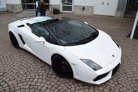 Lamborghini Gallardo P560-4 Spyder E-Gear Lifting - Style