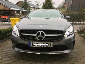 Mercedes-Benz A 200 d 4matic Allrad