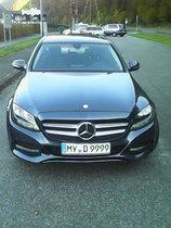 Mercedes-Benz C 200 (neues Modell w205) - sehr gute Ausstattung - perfekter Zust