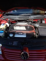 Seltener VW Bora 2,3 V5 Highline Automatik Kombi Zusatzausstattung