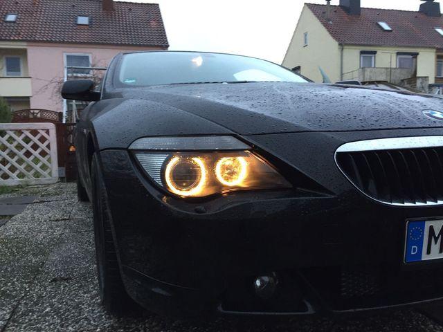 BMW 630i E63 Aut.