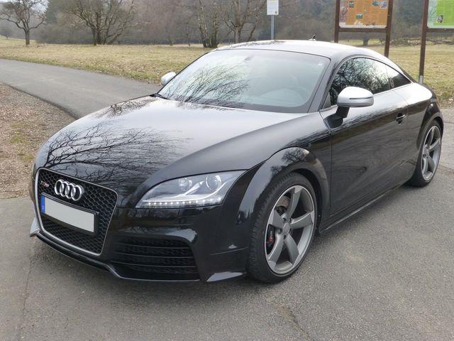 Audi TT RS Coupe - Xenon, Schalter, Alcantara - 8-fach 19 bereift