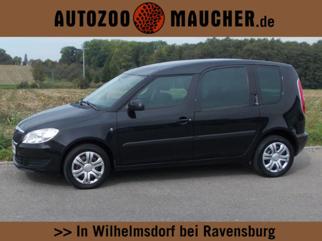 SKODA Roomster 1.2 TSI Ambition /Panoramadach /Sitzh.