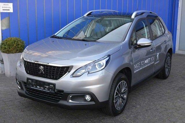 Peugeot 2008 Active PureTech 82