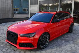 Audi RS6 ABT R25/ACC/DYNAMIKP. PLUS/HEAD UP/B&O/PANO!