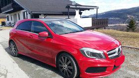 Mercedes-Benz A 180 BlueEFFICIENCY -AMG- LINE - Navi - Kamera