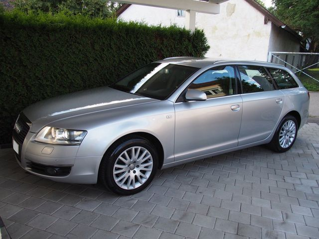 Audi A6 Avant 2.8 FSI 1A Zustand