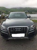 Audi Q5 2.0 TDI quattro S-Line /Navi/Leder/AHK/Xenon