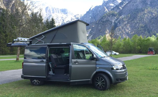 VW California Edition 4Motion